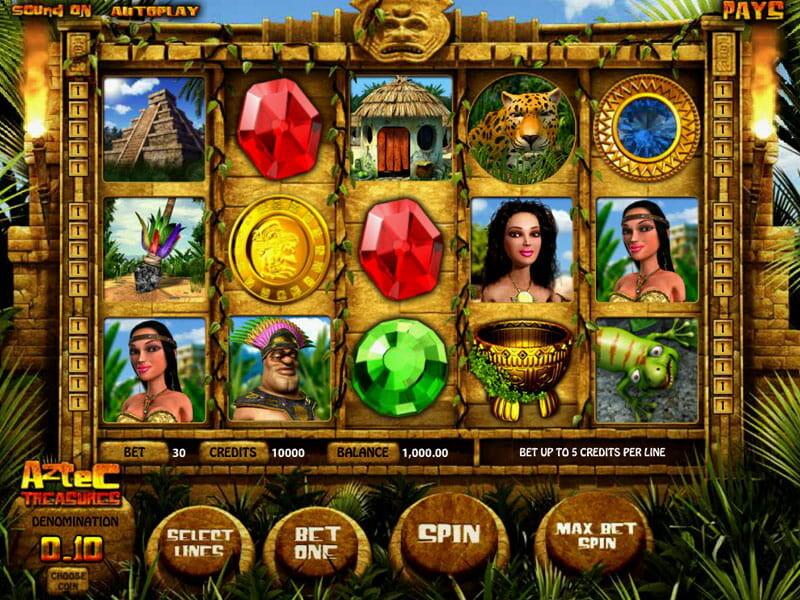 Aztec Slot Game