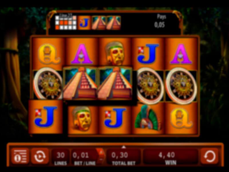 Montezuma Slot Review
