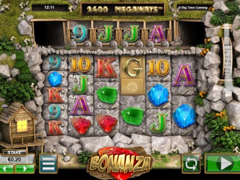 Play Bonanza Slot