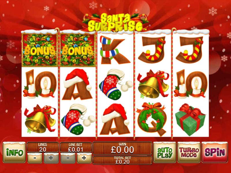 Santa Slot Machine