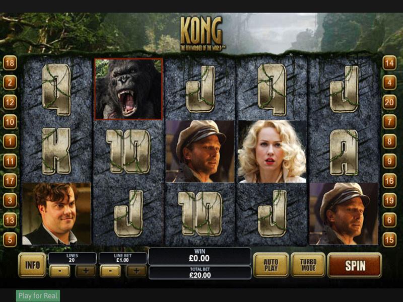 King Kong Slot Machine