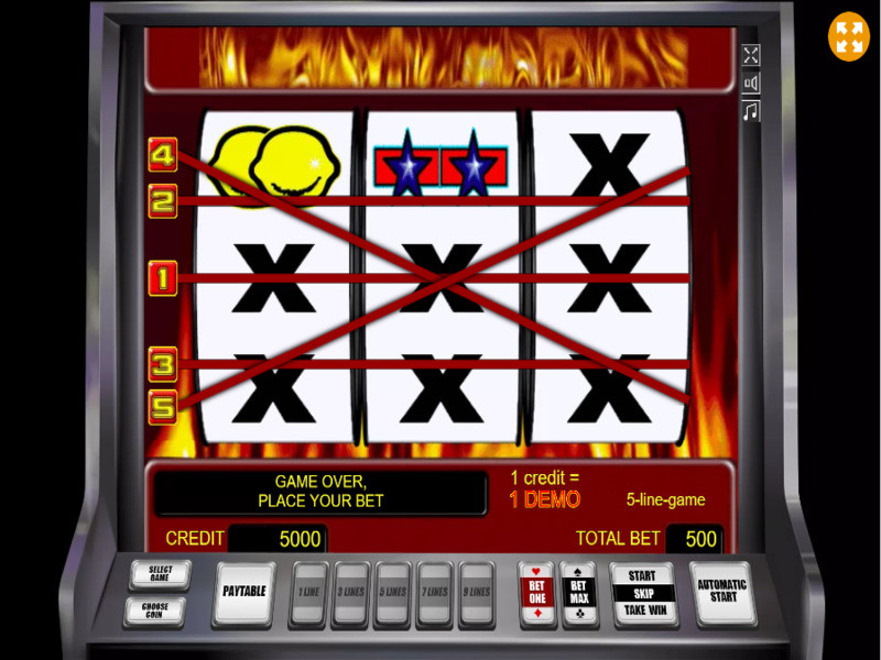 Ultra Hot Slot Game