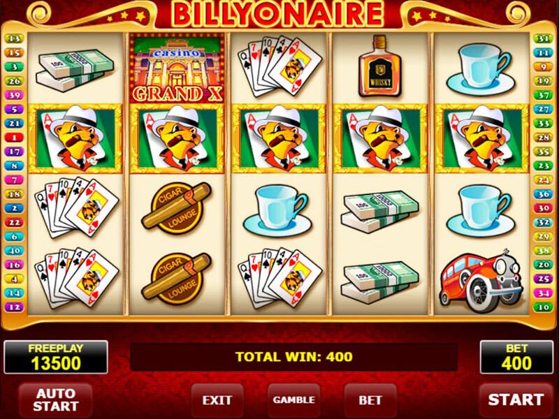Billionaire Slot