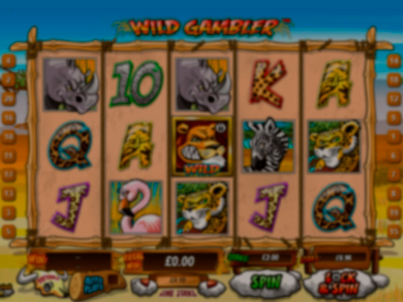 Wild Gambler Slot Free Play
