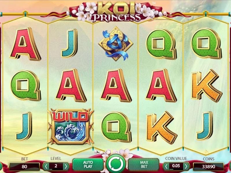 Koi Princess Slot Review