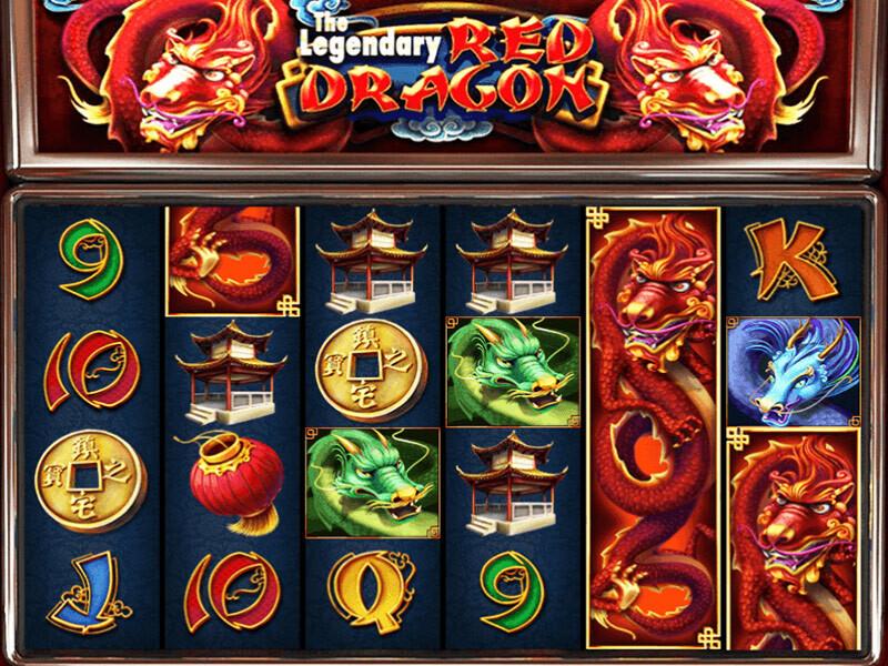 Red Dragon Slot Machine