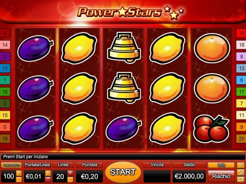 Power Stars Slot Online Free