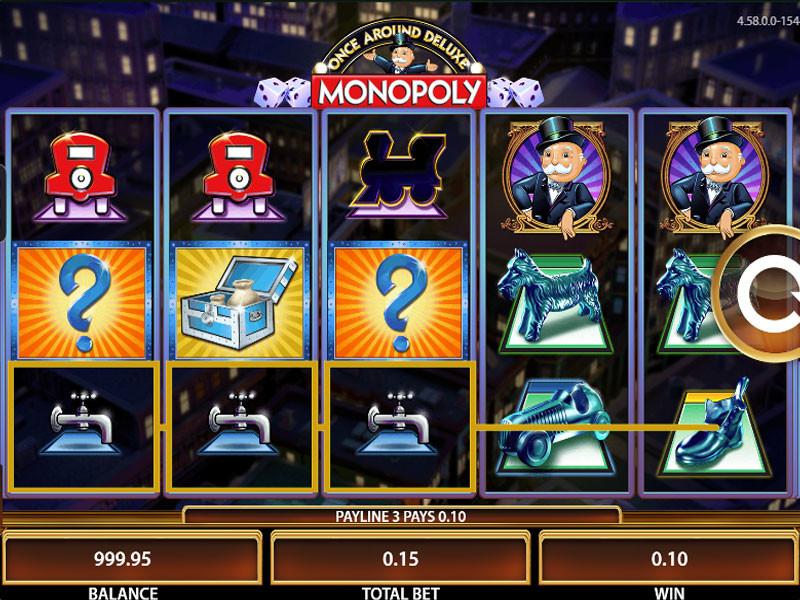 Monopoly Slot Machines Free